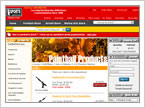 I&I Sports Paintball product listing page